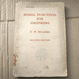 bessel functions for engineers(P1027)