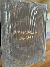 维吾尔语解释词典