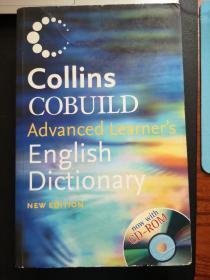 Advanced Learners English Dictionary (Collins Cobuild)柯林斯COBUILD:高阶英语词典