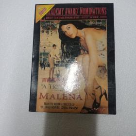 《西西里的美丽传说》。DVD