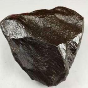 """陨石原石,顶级陨石,陨石,天降""""珍宝""""的陨石,""""紫黑""""难得一见,大块陨石7.2斤,非常难得,可遇不可求的天降陨石值得永久收藏"""