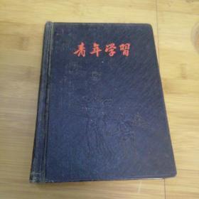 青年学习 老日记本