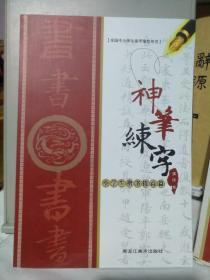 神笔练字:小学生揩书提高篇(一套七册全)