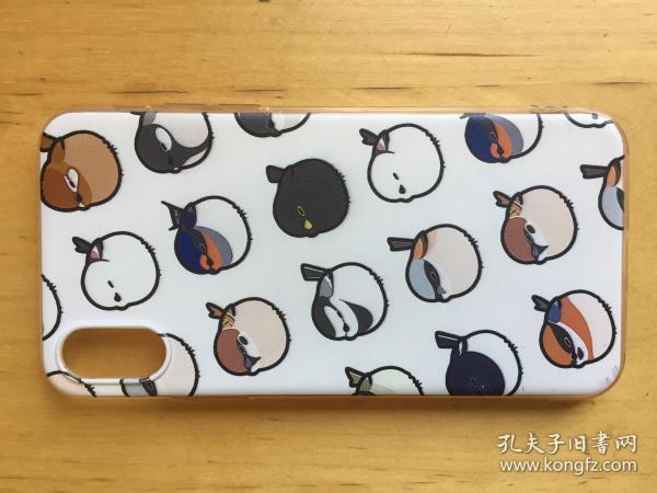 iPhone 7 手机壳 橡胶材质  (愤怒的小鸟)