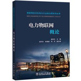 物联网技术在电力行业的应用系列丛书电力物联网概论