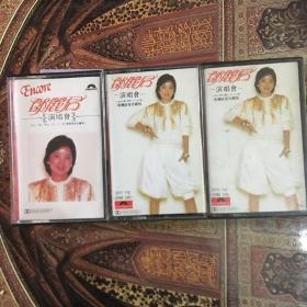 【老磁带】邓丽君演唱会1982年 现场录音珍藏版(1 2 3  三盒合售)