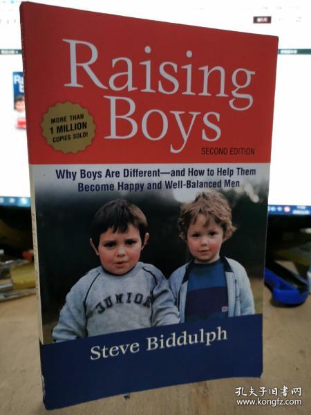 RaisingBoys:WhyBoysAreDifferent-andHowtoHelpThemBecomeHappyandWell-BalancedMen