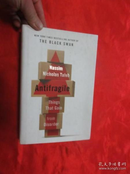 Antifragile:Things That Gain from Disorder