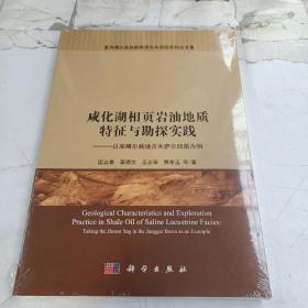 咸化湖相页岩油地质特征与勘探实践——以准噶尔盆地吉木萨尔凹陷为例