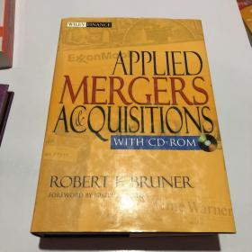 applied mergers acquisitions(正版现货附光盘)