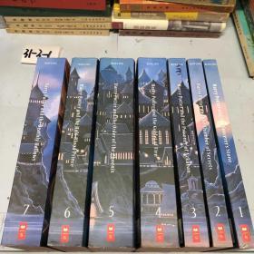 哈利波特15周年纪念版Special Edition Harry Potter Paperback Box Set (全7册)