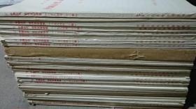 复印报刊资料 J2 中国古代、近代文学研究 杂志 共32期30本 1978-1984年 1978 1980 1984(备2楼梯窗)