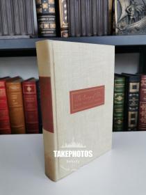 The Essays of Elia with The Last Essays 《伊利亚随笔》Charles Lamb 兰姆经典  heritage press 1943年 布面精装版