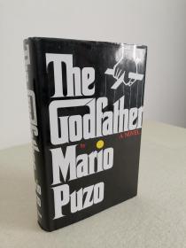 英文原版 The Godfather 教父