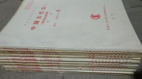 复印报刊资料 K3 中国古代史(二)宋辽金元明清 杂志 共19本 1994-1995年(备2楼梯窗)