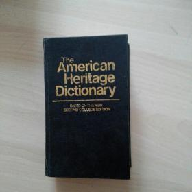 The American Heritage Dictionary美国传统词典