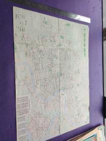 上海交通图1985年版