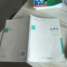 """高校法学""""十二五""""规划教材系列:法理学"""