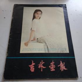 吉林画报1987年6  封面是陈晓旭