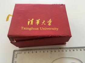 清华大学漆盒【漂亮 有原盒】
