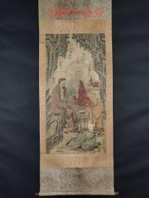 """李唐(1066—1150),南宋画家。字晞古,河阳三城(今河南孟县)人。擅长山水、人物。与刘松年、马远、夏圭并称""""南宋四大家"""""""