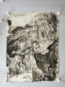 葛庆友山水画