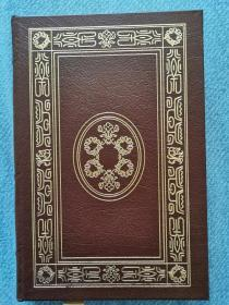 the moon and sixpence 《月亮与六便士》 Somerset Maugham 毛姆经典 easton press 2001年 真皮精装 收藏版