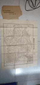 崞县行政区域图