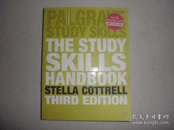 The Study Skills Handbook  学习技巧手册