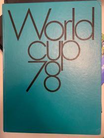 欧联盟出版 osb 1978世界杯特刊