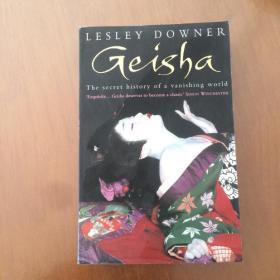 Geisha: The Secret History of a Vanishing World(英文原版)