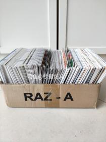 RAZ英文分级星标能者圆舞曲A,AA,B,C各级别各阶段现货