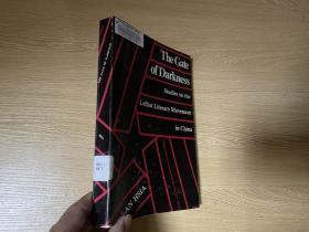 (初版)The Gate of Darkness : Studies on the Leftist Literary Movement    夏济安《黑暗的闸门》英文原版,鲁迅作品的黑暗面 等,文笔非凡