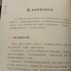 影子教父王石:全球最大住宅企业成长智慧秘籍