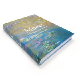 大开本 莫奈 Monet or the Triumph of Impressionism