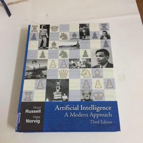 Artificial Intelligence:A Modern Approach)精装
