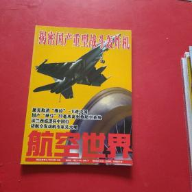 航空世界 合订本C 揭秘国产重型战斗轰炸机