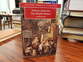 Samuel Johnson: The Major Works (Oxford Worlds Classics)