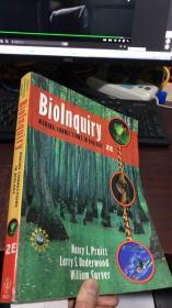 Biolnquiry MAKING CONNECTIONS IN BIOLOGY 2E