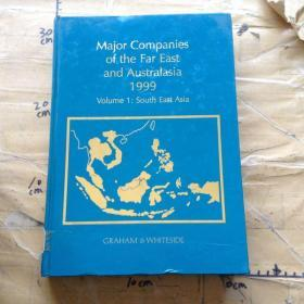 Major Companies of the Far East and Australasia 1999.volume 1:South East Asia