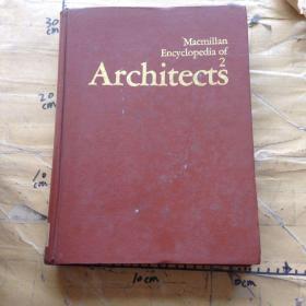 Macmillan Encyclopedia of Architects.2