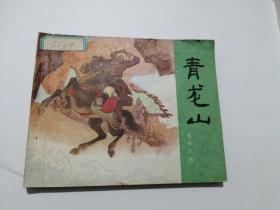 青龙山 (岳传之四)