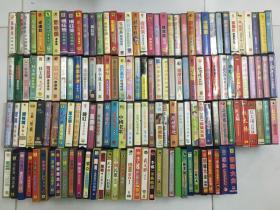 140盒磁带合售