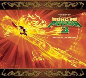 THE RRT OF KunG fu PANDA3(功夫熊猫3原画设定)