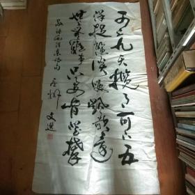 安徽知名书法家(张文选)书法软片、
