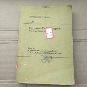 Feynman path integrals(P2111)
