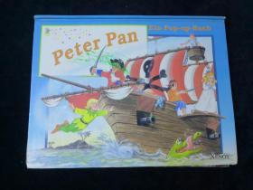 Peter Pan  Ein Pop-up-Buch【英文原版 立体书】