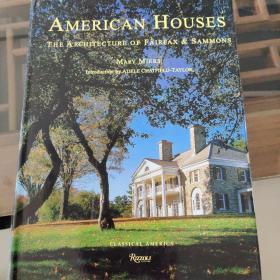 American Houses: The Architecture of Fairfax & S