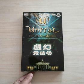 【游戏光盘】虚幻竞技场【2CD】