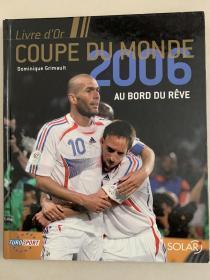 法国原版 2006世界杯画册.
